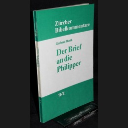 Barth .:. Der Brief an die...