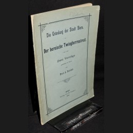 Reichel .:. Bern - 2 Vortraege