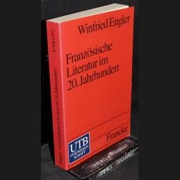 Engler .:. Franzoesische...