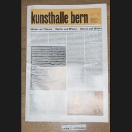 Kunsthalle Bern .:. Weiss...