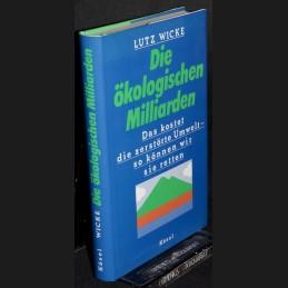 Wicke .:. Die oekologischen...