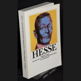 Unseld .:. Hermann Hesse