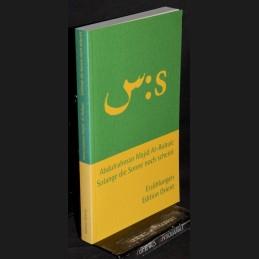Al-Rubaie .:. Solange die...