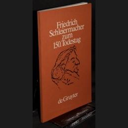 Friedrich Schleiermacher...
