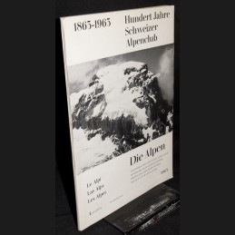 Die Alpen .:. 39/1, 1963