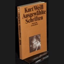 Weill .:. Ausgewaehlte...