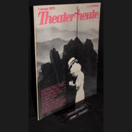 Theater heute .:. 1973/01