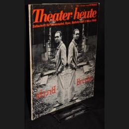 Theater heute .:. 1968/03