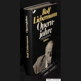 Liebermann .:. Opernjahre