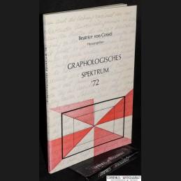 Cossel .:. Graphologisches...