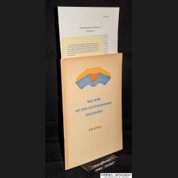 Turgenieff .:. Goetheanumbau