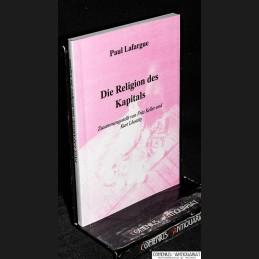 Lafargue .:. Die Religion...