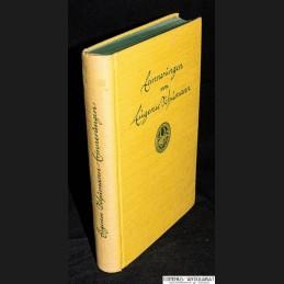 Schumann .:. Erinnerungen