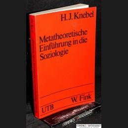 Knebel .:. Metatheoretische...
