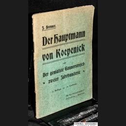 Brenner .:. Der Hauptmann...