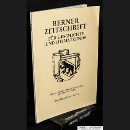 Berner Zeitschrift  .:. 1982/3