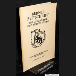 Berner Zeitschrift  .:. 1975/3