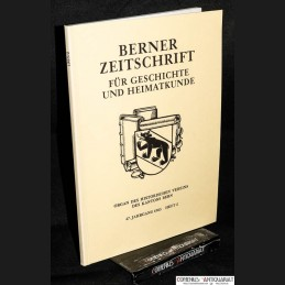 Berner Zeitschrift  .:. 1985/2