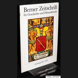 Berner Zeitschrift  .:. 1988/3