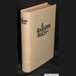 Avenarius .:. Balladenbuch