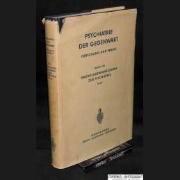 Psychiatrie der Gegenwart...
