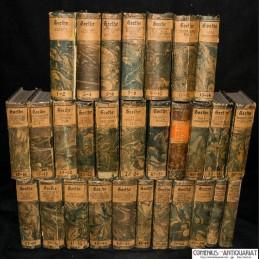 Goethe's .:. Werke letzter...