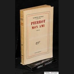 Queneau .:. Pierrot mon ami