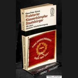 Schulz .:. Proletarier,...