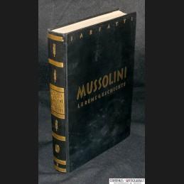 Sarfatti .:. Mussolini