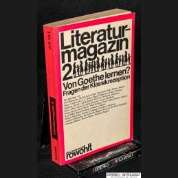 Literaturmagazin 2 .:. Von...