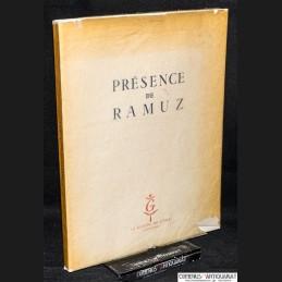 Presence .:. de Ramuz