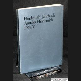 Hindemith-Jahrbuch .:....