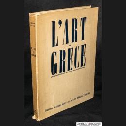 Zervos .:. L'art en Grece