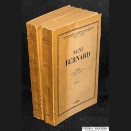 Saint Bernard .:. Oeuvres