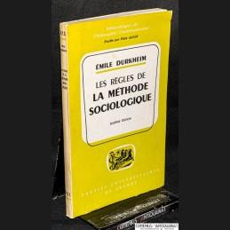 Durkheim .:. Les regles de...