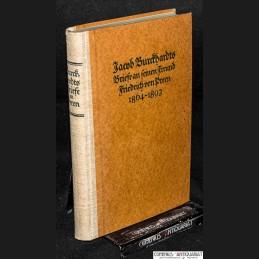 Burckhardt .:. Briefe an...