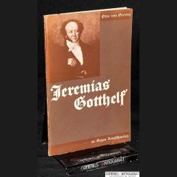 Greyerz .:. Jeremias Gotthelf