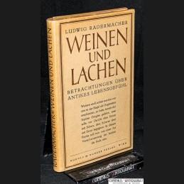 Radermacher .:. Weinen und...