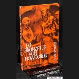 Bronzetuer .:. von Nowgorod