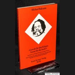Bakunin .:. Gewalt fuer den...