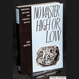 Shotton .:. No Master, High...