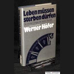 Hoefer .:. Leben muessen -...