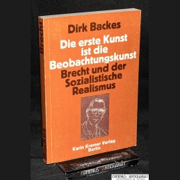 Backes .:. Bertolt Brecht