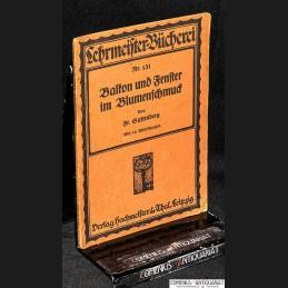 Saftenberg .:. Blumenschmuck