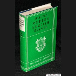 Selected .:. modern English...