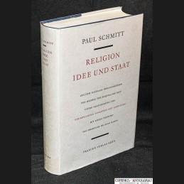 Schmitt .:. Religion, Idee...