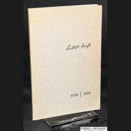 Bertolt Brecht .:. 1956/1966
