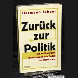 Scheer .:. Zurueck zur Politik