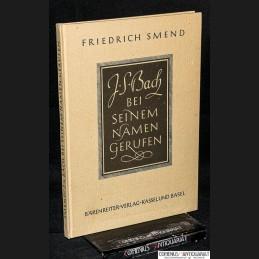 Smend .:. Johann Sebastian...