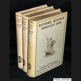 Wagner .:. Dramatische Werke